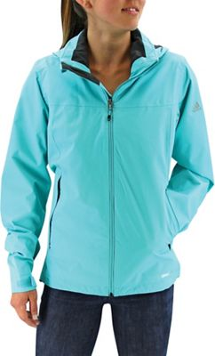 Adidas Women's All Outdoor 2L Wandertag Solid Jacket