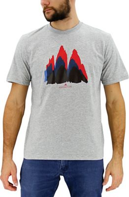 Adidas Men's All Outdoor Dolomiti Graphic Tee