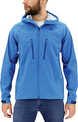 Adidas Men's All Outdoor Swift Softshell Hoodie