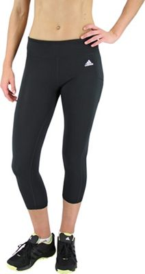 Adidas Women's Clima Studio Mid Rise 3/4 Tight