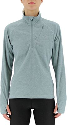 Adidas Women's Hiking Reachout Fleece Top