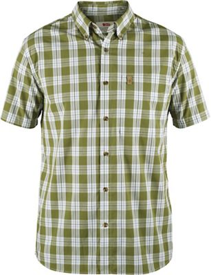 Fjallraven Men's Ovik Button Down SS Shirt