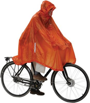 Exped Daypack & Bike Ultralight Poncho