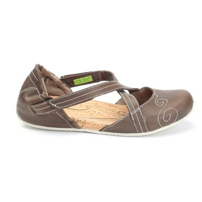 Ahnu Women's Karma Latitude Leather Shoe