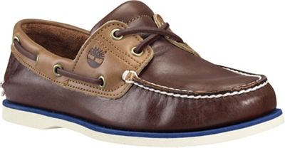 Timberland Men's Classic Boat Classic 2 Eye Shoe