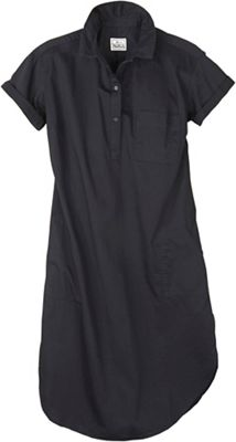 Woolrich Women's Camp Shirt Midi Dress