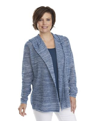 Woolrich Women's Fairwood Hooded Cardigan