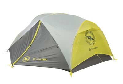 Big Agnes Krumholtz UL2 mtnGLO Tent with Goal Zero Technology
