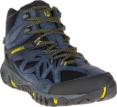 Merrell Men's All Out Blaze Vent Mid Waterproof Shoe
