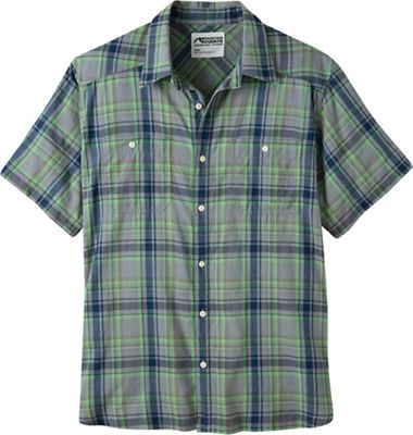 Mountain Khakis Men's Ace Indigo SS Shirt