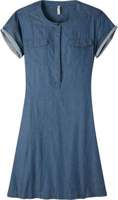Mountain Khakis Women's Amie Indigo Dress