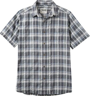 Mountain Khakis Men's Crags EC Crinkle SS Shirt