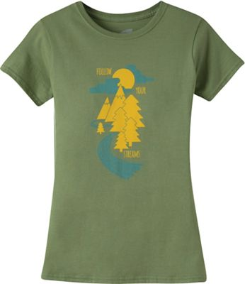 Mountain Khakis Women's Follow Your Streams SS T-Shirt