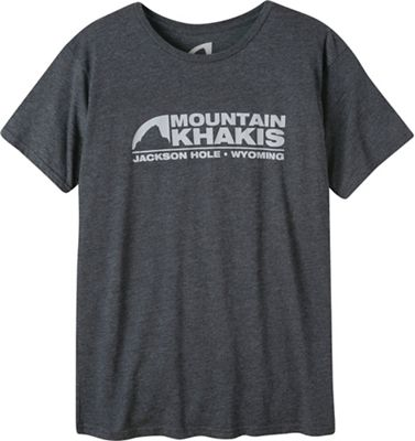 Mountain Khakis Men's Logo SS T Shirt