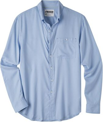 Mountain Khakis Men's Passport EC LS Shirt