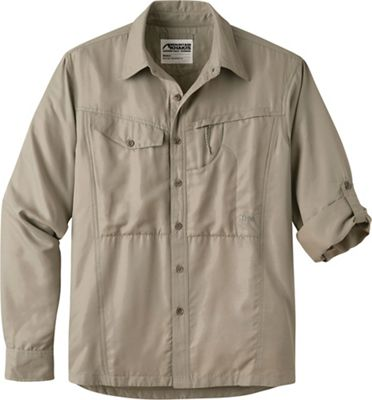 Mountain Khakis Men's Trial Creek LS Shirt