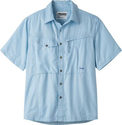 Mountain Khakis Men's Trial Creek SS Shirt
