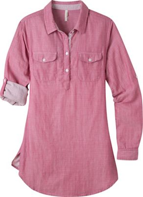Mountain Khakis Women's Two Ocean Tunic Shirt