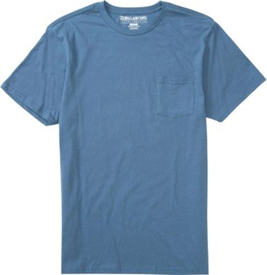 Billabong Men's Essential Tailored Pocket Tee