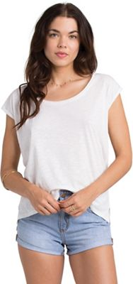 Billabong Women's From Below SS Top
