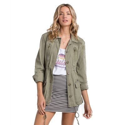 Billabong Women's Movin On Up Jacket