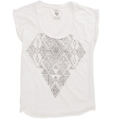 Billabong Women's Setting Free SS Top