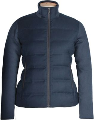 Alchemy Equipment Men's Hybrid Performance Down Bomber Jacket