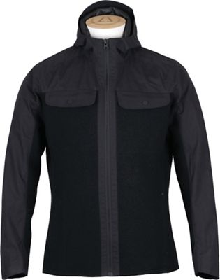 Alchemy Equipment Men's Merino Boucle Hybrid Hoody