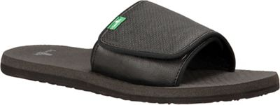 Sanuk Men's Beer Cozy Light Slide
