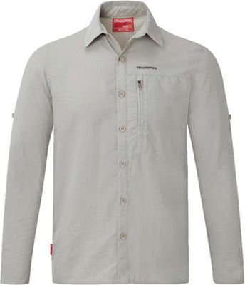 Craghoppers Boys' Nosilife Jerome Shirt
