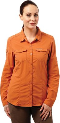 Craghoppers Women's Nosilife Olivie LS Shirt