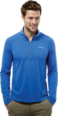 Craghoppers Men's Nosilife Felix LS Zip Top