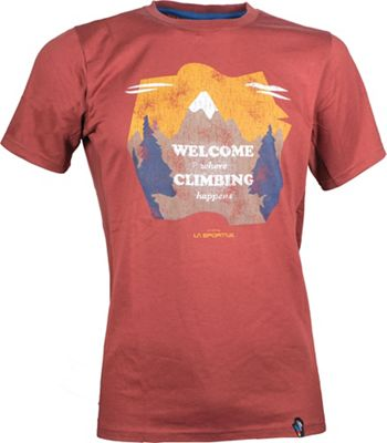 La Sportiva Men's Welcome T Shirt