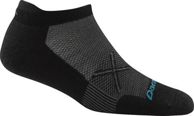 Darn Tough Women's Coolmax Vertex No Show Tab Ultra-Light Cushion Sock