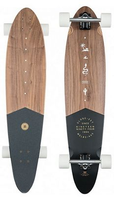 Globe Cabin Collection Pinner Classic Skateboard Complete