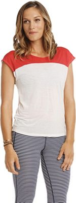 Carve Designs Women's Mercer Cap Sleeve Top