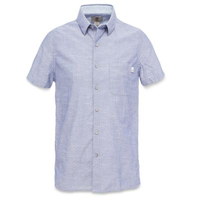 Timberland Men's Allendale River Chambray SS Shirt