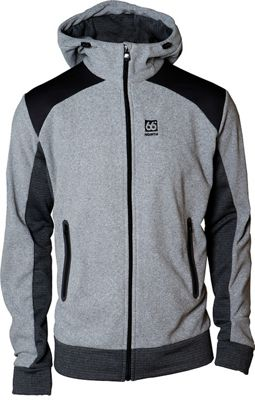 66North Men's Gunnar Hooded Jacket