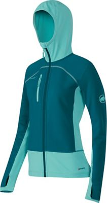 Mammut Women's Aconcagua Pro Midlayer Hooded Jacket