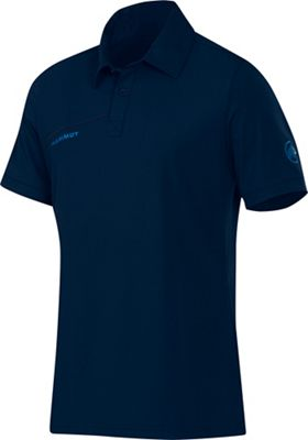 Mammut Men's Trovat Polo T Shirt