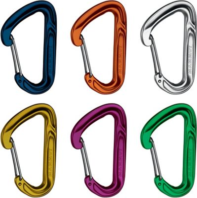 Mammut Wall Light Sixpack Carabiner