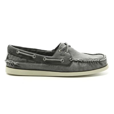 Sperry Men's A/O 2-Eye Wedge Canvas Shoe