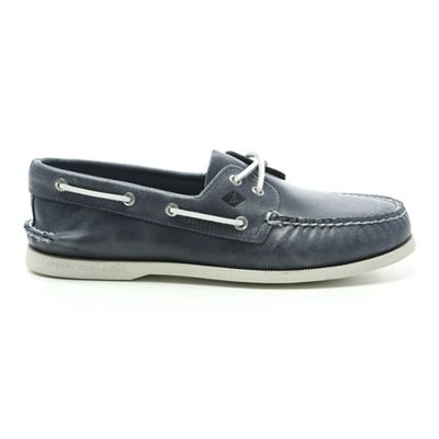 Sperry Men's A/O 2-Eye White Cap Shoe