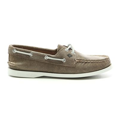 Sperry Women's A/O 2-Eye White Cap Shoe