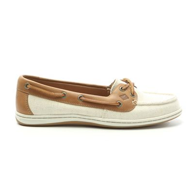 Sperry Women's Firefish Nubby Canvas Shoe