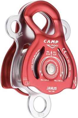 Camp USA Janius Double Pulley