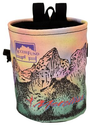 Metolius Access Fund Destination Chalk Bag