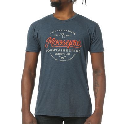 Moosejaw Men's Circle of Life Vintage Slim SS Tee