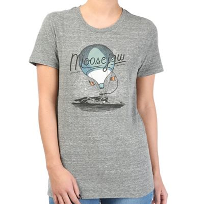 Moosejaw Women's Such Great Heights Vintage Regs SS Tee