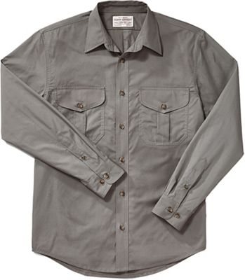 Filson Men's Feather Cloth Shirt